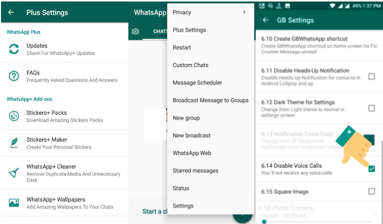 Whatsapp Plus Apk Download Official Latest Version V15 7 Anti Ban